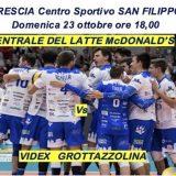 Serie A2M: arriva Grottazzolina al PalaSanFilippo