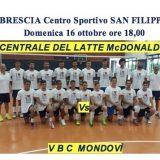 Serie A2M: esordio al San Filippo