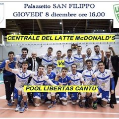 Serie A2M: al PalaSanFilippo arriva Cantù