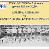 Serie A2M: la lunga trasferta ad Alessano