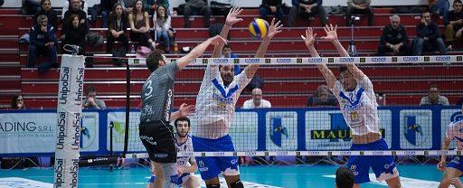 Serie A2M: Brescia cede il terzo posto ad Alessano