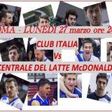 Serie A2M: a Roma per la vittoria