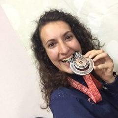 Per Federica Biasin, opposto di Atlantide, argento storico alle Deaflympics di Samsun!