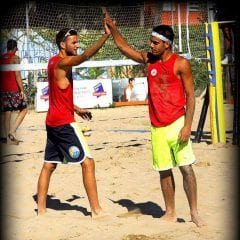 Giovedì 27 beach-show a Cellatica con Fusco e Montanari in finale U21