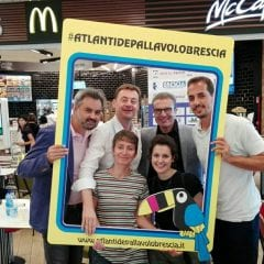 Presentati Tiberti e lo staff Marketing Atlantide presso il McDonald's di Elnos
