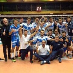 Centrale spietata a Bolzano: primo successo esterno!