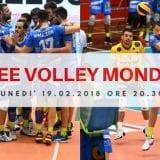 Posticipo serale contro Videx Grottazzolina e Free Volley Monday