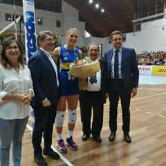Test Match Italia Giappone, l'ItalVolley torna a Brescia a vincere!