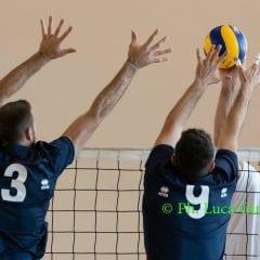 Brescia vittoriosa contro Olimpia nel test match di Alzano