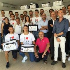 Atlantide e Aku Medical Group: partnership vincente nel nome dello sporty