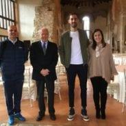 """Al Borgo Antico per presentare il """"nuovo"""": ecco Dane Mijatovic"""