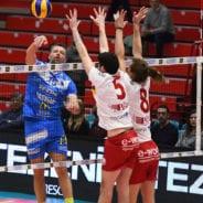 Battaglia infinita, Brescia vince al tie break!
