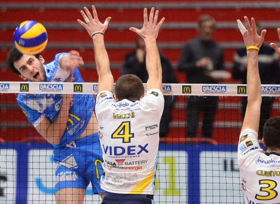 Cuore e potenza: Brescia conquista una semifinale storica!