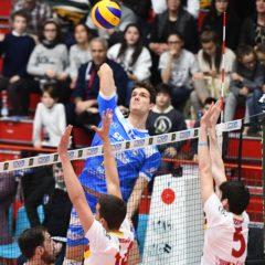 Sebastiano Milan convocato in Nazionale per la VNL