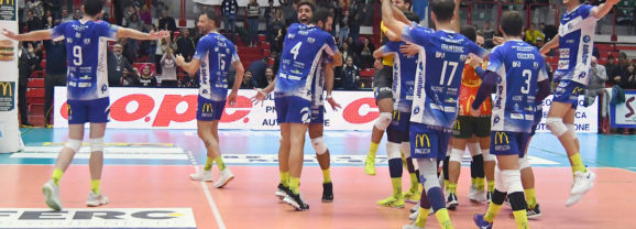 Entusiasmo alle stelle: Brescia vince anche con Santa Croce!