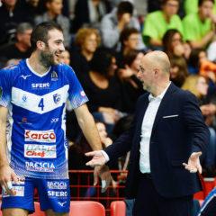 Brescia corsara: tre punti d'autorità contro Lagonegro!