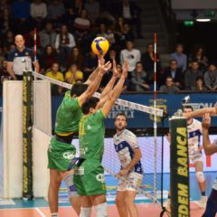 Brescia si ferma sul match point : il derby è ancora bergamasco