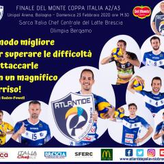 Presentata la prima Finale di Coppa Italia di Atlantide