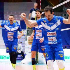 Battaglia infinita: è di Brescia il pazzo tie break con Taranto