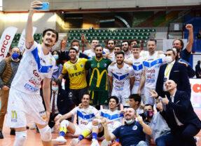 Brescia da sogno: i Play Off iniziano con una super vittoria