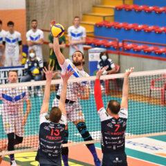 Il primo round è di Bergamo!