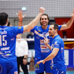 Quarti Play Off: primo derby domenica al PalaPozzoni