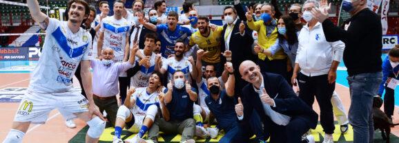 Brescia leggendaria: è finale!
