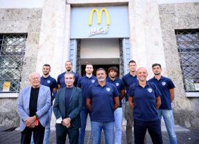 Atlantide Volley presenta i suoi nuovi atleti